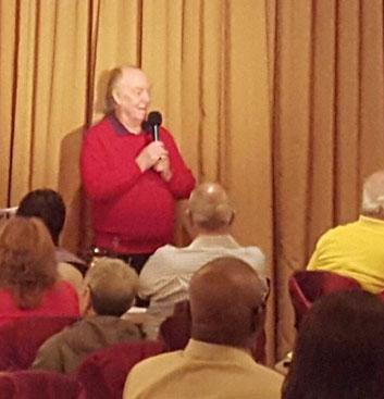 Stephen Murray Speaking