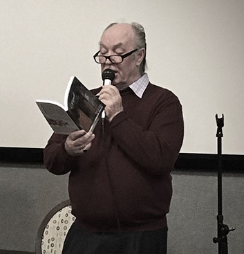 Stephen Murray Reading